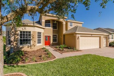 Clermont Single Family Home For Sale: 1203 Lattimore Drive