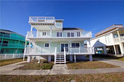 New Smyrna Beach Single Family Home For Sale: 6330 S Atlantic Avenue