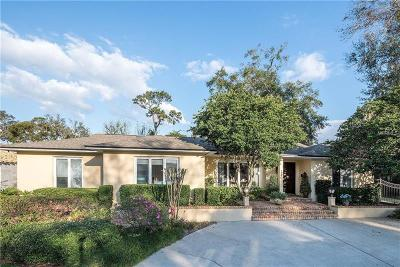 Winter Park Single Family Home For Sale: 1590 Highland Road