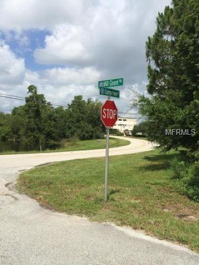 Debary Residential Lots & Land For Sale: 160 Mill Grant Road