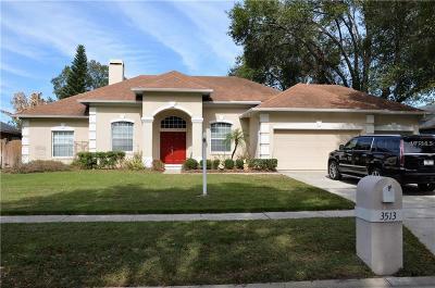 Belle Isle Single Family Home For Sale: 3513 Edlingham Court