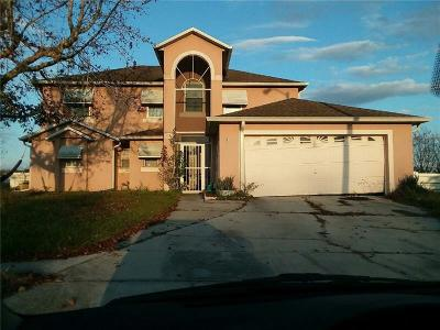 Kissimmee Single Family Home For Sale: 5003 Heatherlake Terrace