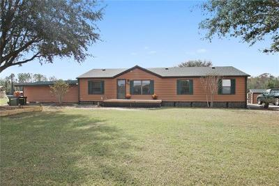 Clermont Single Family Home For Sale: 6800 S Fork Ranch Drive