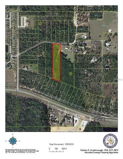 Davenport Residential Lots & Land For Sale: Forehand Road
