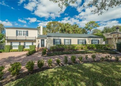Winter Park Single Family Home For Sale: 331 W Lake Sue Avenue