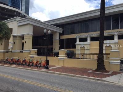 Orlando Condo For Sale: 151 E Washington Street #604