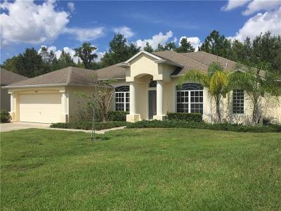 Orlando Single Family Home For Sale: 14143 Deep Lake Drive