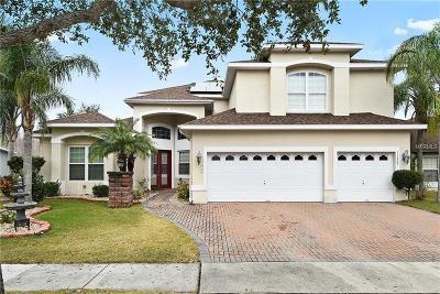 Falcon Trace Single Family Home For Sale: 13807 Brickton Court #1