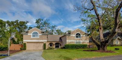 Maitland Single Family Home For Sale: 1653 Cheyenne Trail