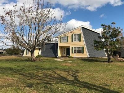 Orlando Single Family Home For Sale: 19325 Lake Pickett Road