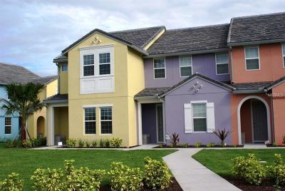 Davenport, Champions Gate Townhouse For Sale: 414 Captiva Drive