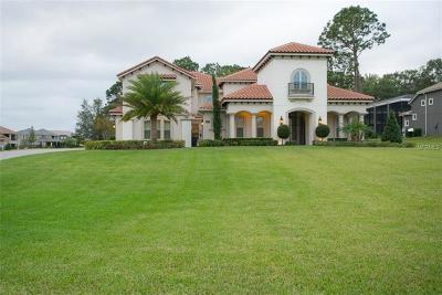 Lake Mary Single Family Home For Sale: 3708 Farm Bell Place
