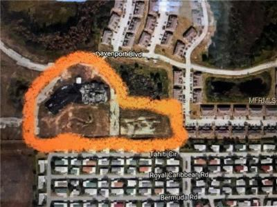Davenport Residential Lots & Land For Sale: 1001 Fan Palm Drive