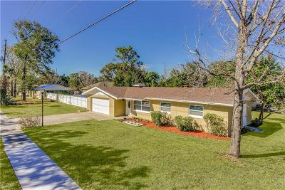 Seminole County, Volusia County Single Family Home For Sale: 1850 W Lake Brantley Road