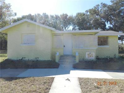 eustis Single Family Home For Sale: 1028 E McDonald Avenue