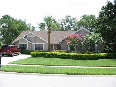 Winter Springs Single Family Home For Sale: 1002 Chesterfield Circle