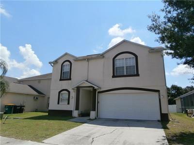 Kissimmee Single Family Home For Sale: 2505 Hamlet Lane