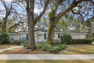 Winter Park Single Family Home For Sale: 1310 Magnolia Avenue