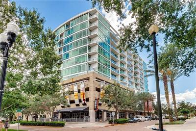 Orlando Condo For Sale: 101 S Eola Drive #803