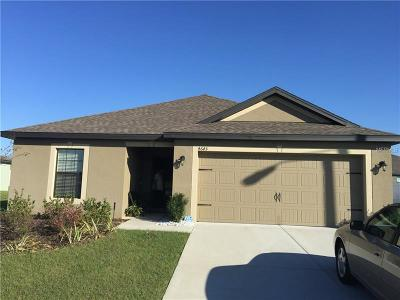 Tavares FL Single Family Home For Sale: $202,000