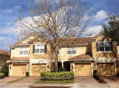 Orlando Townhouse For Sale: 6965 Cadiz Boulevard