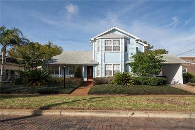Winter Park Single Family Home For Sale: 1325 Sunnyside Drive