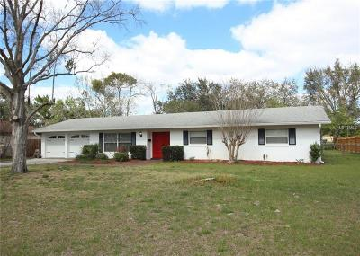 Maitland Single Family Home For Sale: 187 Floridahaven Drive