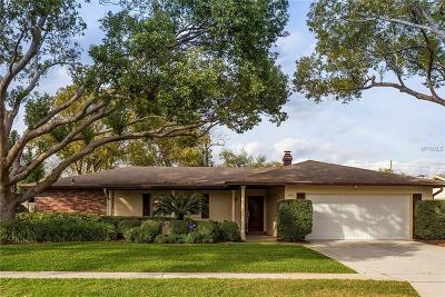 Winter Park Single Family Home For Sale: 2945 Bower Road