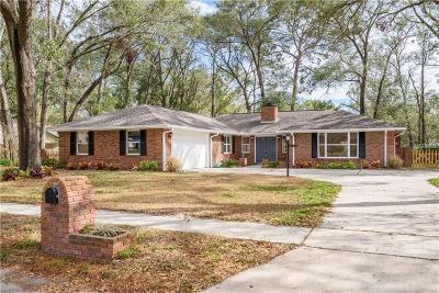 Altamonte Springs Single Family Home For Sale: 936 Larson Drive