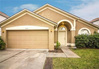 Orlando Single Family Home For Sale: 14330 Lake Underhill Road