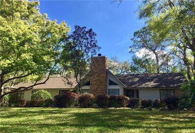 Lake Mary Single Family Home For Sale: 474 Cardinal Oaks Court