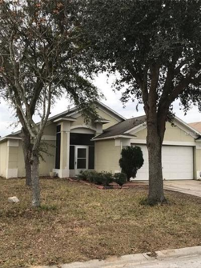 Clermont Single Family Home For Sale: 942 Woodsong Way