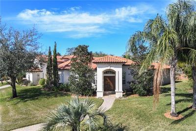 Longwood Single Family Home For Sale: 3302 Sunset Ridge Court