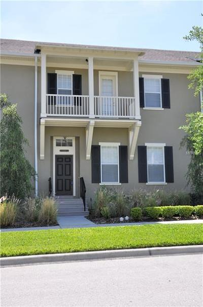 Celebration FL Townhouse For Sale: $327,500