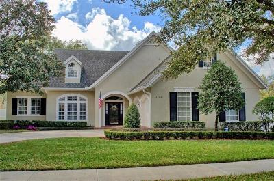Winter Park Single Family Home For Sale: 2700 Phillips Park Court