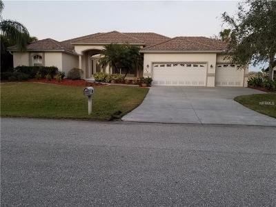 Port Charlotte Single Family Home For Sale: 110 Graham Street SW