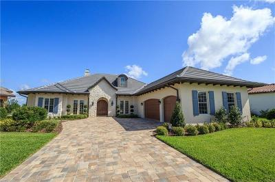 Lake County, Orange County, Osceola County, Seminole County Single Family Home For Sale: Lot 16 Phil C. Peters