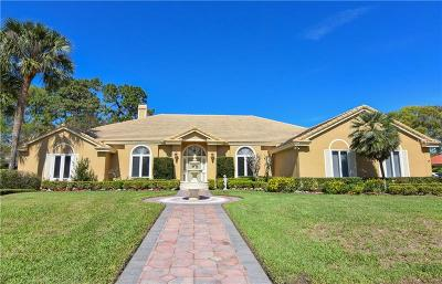 Lake Mary Single Family Home For Sale: 1480 Shadwell Circle