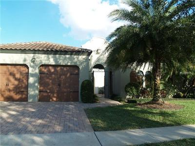 Orlando FL Single Family Home For Sale: $746,000