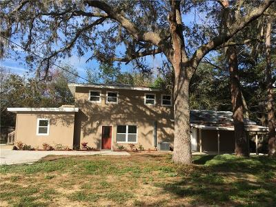 Altamonte Springs Single Family Home For Sale: 1024 Ashworth Cove