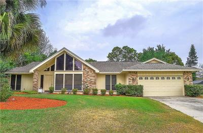Single Family Home For Sale: 6024 Sand Pines Estates Boulevard