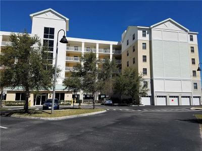 Orlando Condo For Sale: 4177 N Orange Blossom Trail #509