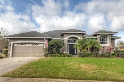 Oviedo Single Family Home For Sale: 694 Yorkshire Drive