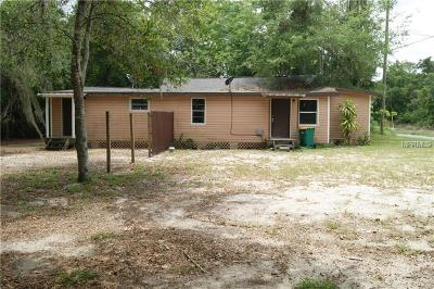 Tavares FL Multi Family Home For Sale: $80,000