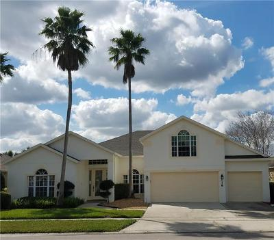 Orlando Single Family Home For Sale: 118 Winghurst Boulevard