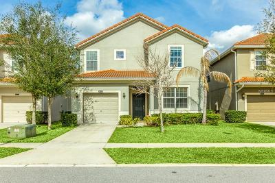 Kissimmee Single Family Home For Sale: 8935 Cuban Palm Road