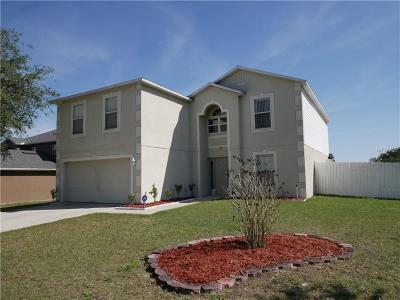 Eustis Single Family Home For Sale: 2256 Sandridge Circle