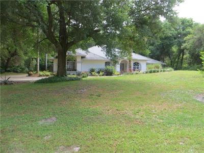 Sanford Single Family Home For Sale: 140 River Oaks Circle