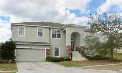 Clermont Single Family Home For Sale: 2352 Golden Aster Street