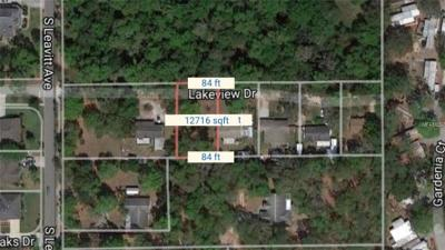Orange City Residential Lots & Land For Sale: 735 Lakeview Avenue